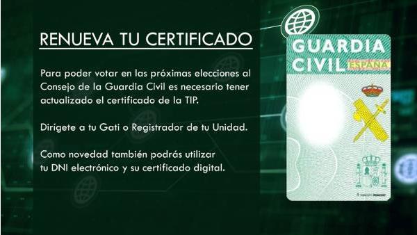 Renueva tu certificado